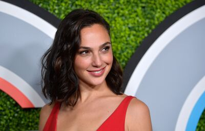 Bild markiert mit: Brunette, Celebrity - Star, Gal Gadot, Safe for work, Smiling