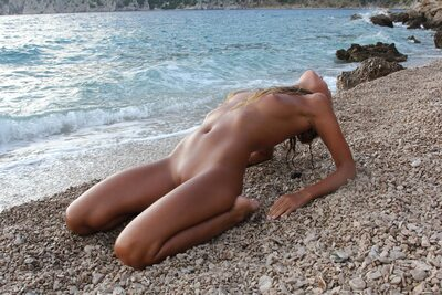 Bild markiert mit: Skinny, Blonde, Katya Clover - Mango A, The Naturist, X-Art, Beach, Sexy Wallpaper, Small Tits, Tummy